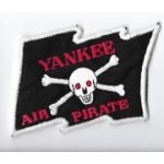 Vietnam Yankee Air Pirate Stylized Squadron Patch