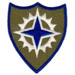 WWII 16th Corps Patch