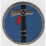 WWII 19th Corps Patch