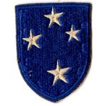 WWII 23rd Division Patch