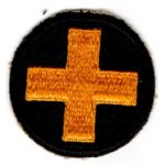 WWII 33rd Division Patch