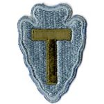 WWII 36th Division Patch