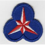 WWII 36th Corps Patch