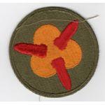 WWII 3rd Coast Artillery Patch