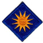 WWII 40h Division Patch
