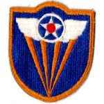 WWII 4th Army Air Force Patch