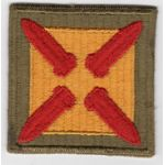 WWII 4th Coast Artillery Patch