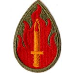 WWII 63rd Division Patch