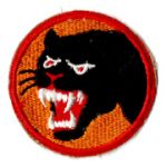 WWII 66th Division Patch