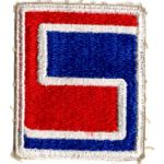 WWII 69th Division Patch.