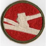 WWII 84th Division  Patch