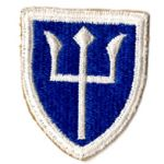 WWII 97th Division Patch