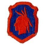 WWII 98th Division Patch