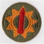 WWII 9th Coast Artillery Patch