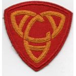 WWII AAA / Anti-Aircraft Artillery Command East District Patch