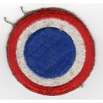 WWII Ground Forces Replacements Patch