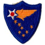 WWII AAF Alaskan Air Command Patch
