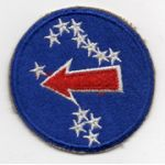 WWII Southwest Pacific Command Patch