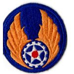 WWII AAF Air Material Command Patch