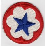 WWII Army Service Forces Patch