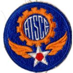 WWII Air Technical Service Command Europe Patch.