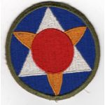WWII Bermuda Base Command Patch.