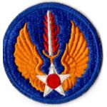 WWII AAF In Europe Patch