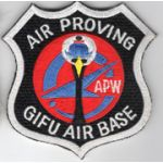 Vietnam Era US Air Force Air Proving Grounds Gifu Air Base Japanese Made Squadron Patch