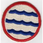 WWII Greenland Base Command Patch
