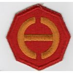 WWII Hawaiian Department Patch