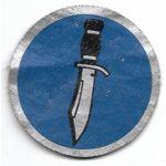 WWII Kiska Task Force 1st Style Patch
