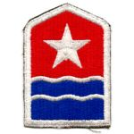WWII US Forces Middle East Patch