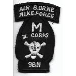 Vietnam 3rd Battalion 3rd Corps Mike Force Patch