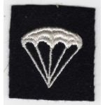 WWII Navy Parachute Rigger Specialty Rate  Patch