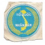 South Vietnamese Peoples Self Defense Force Patch