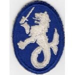 WWII Philippine Department Patch