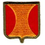 WWII Panama Canal Department Patch