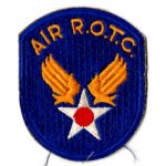 WWII AAF Air ROTC Patch