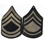 Technical Sergeant 2nd Grade Chevron