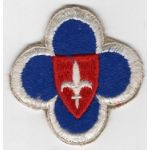 WWII Trieste Forces Patch