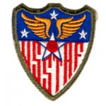 WWII US Strategic Air Force Patch