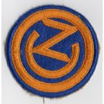 WWII 102nd Division Patch