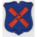 WWII 12th Corps Patch.