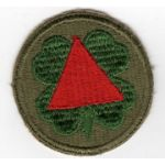 WWII 13th Corps Patch