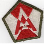 WWII 15th Army Patch