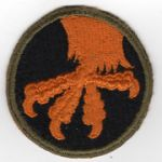 WWII 17th Division Patch