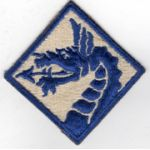 WWII 18th Corps Patch
