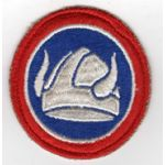 WWII 47th Division Patch