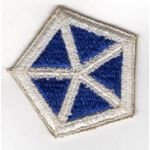 WWII 5th Corps Patch