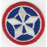 5th Logistical Command Patch.